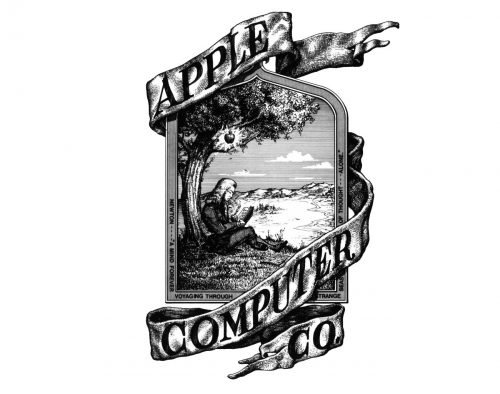 Apple Logo-1976