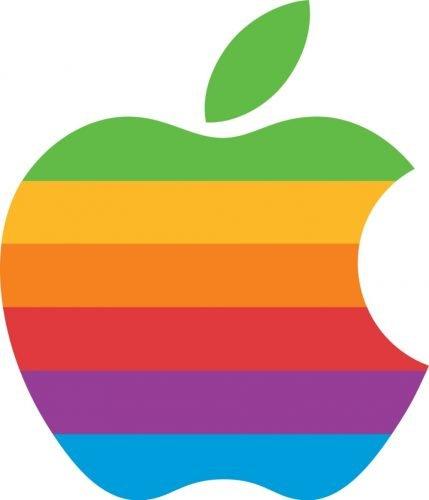 Apple Logo-1977