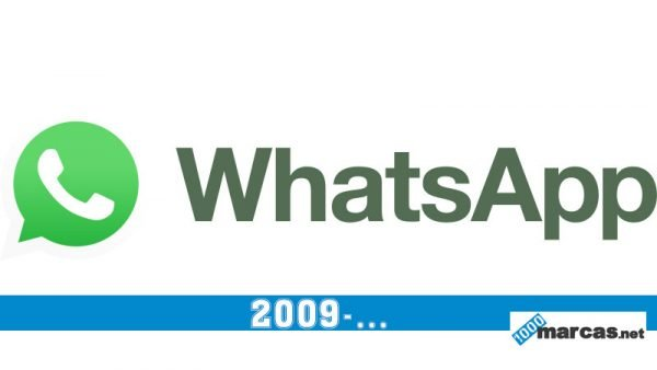 Logo Whatsapp historia
