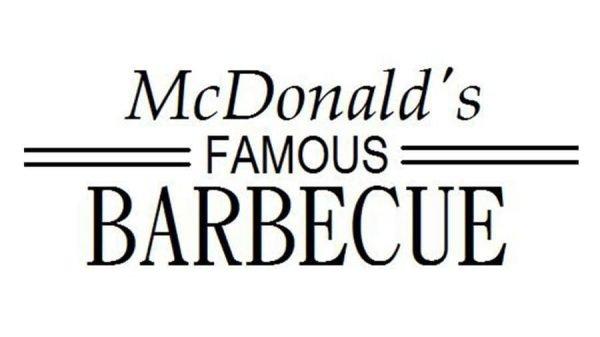 McDonalds Logo 1940
