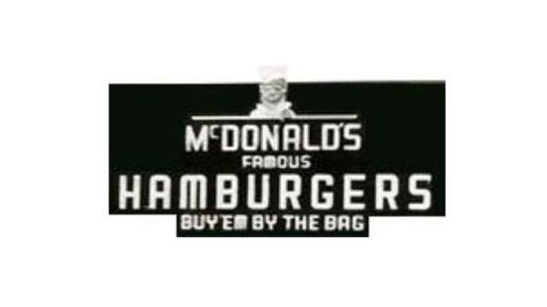 McDonalds Logo 1948