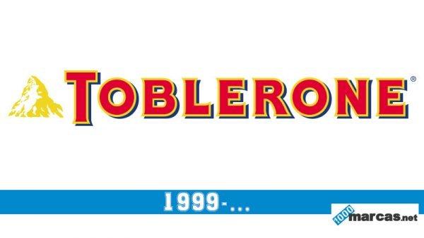 Tobleron logo historia