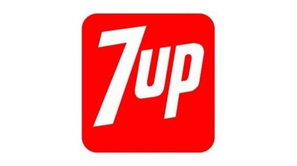 7UP Logo 1972