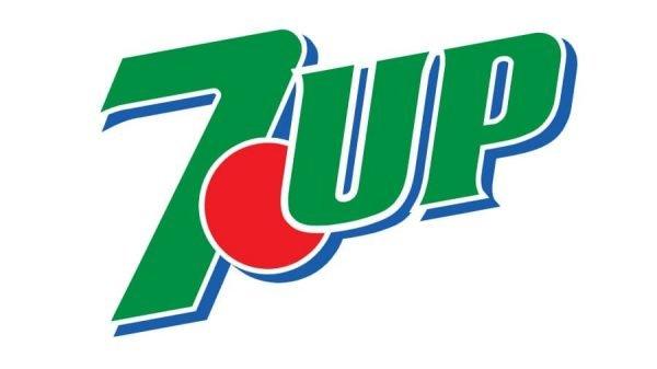 7UP Logo 1987