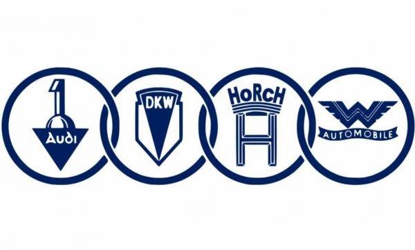 Audi Logo 1932