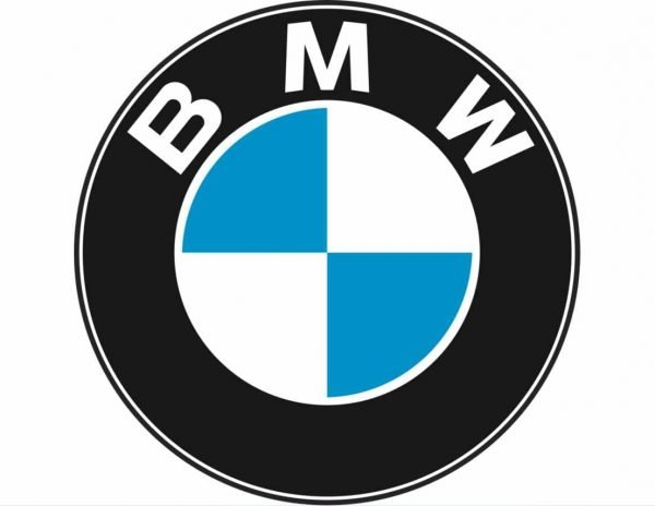 BMW Logo 1963
