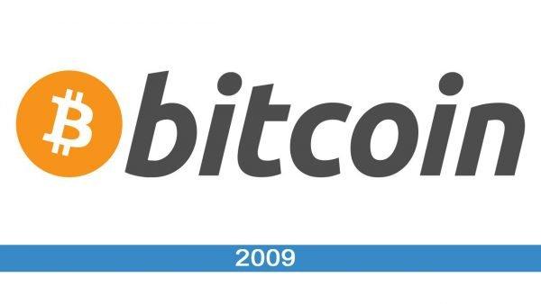 Bitcoin Logo historia