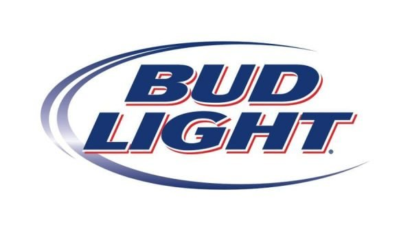 Bud Light Logo 1990