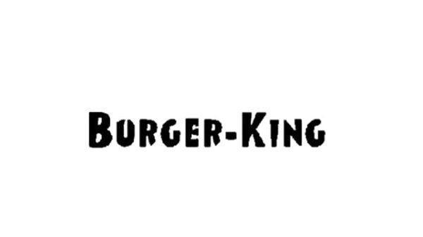 Burger King Logo 1954