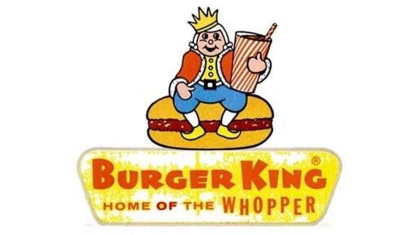 Burger King Logo 1957