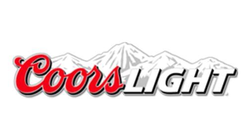 Coors Light Logo 2012