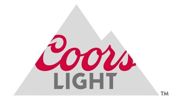 Coors Light emblema