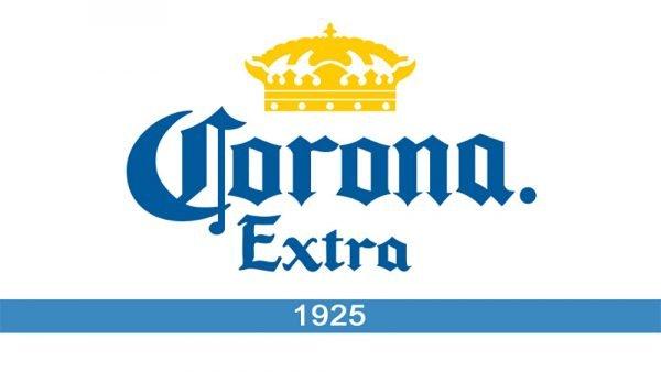 Corona Extra Logо historia