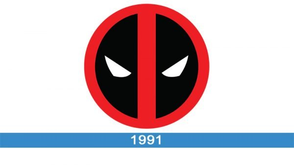 Deadpool logo historia
