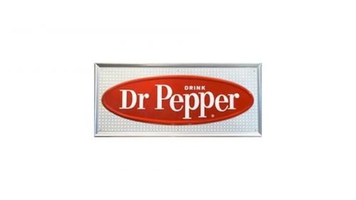 Dr Pepper Logo 1960