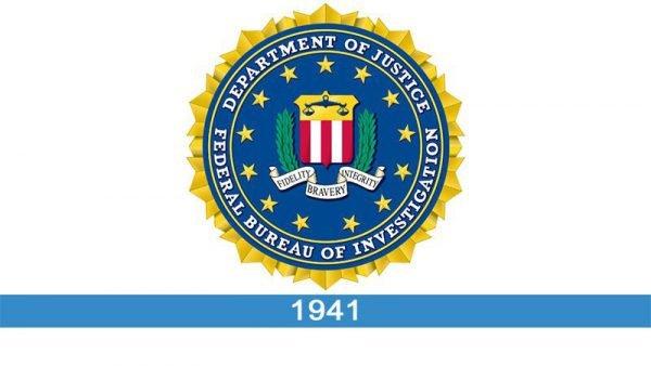 FBI Logo historia