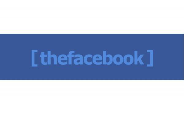 Facebook Logo 2004
