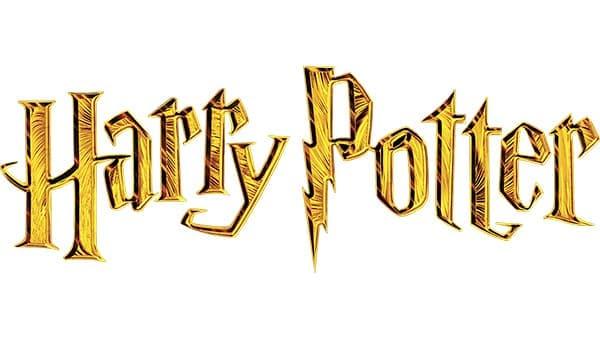 Harry Potter Logo 2001