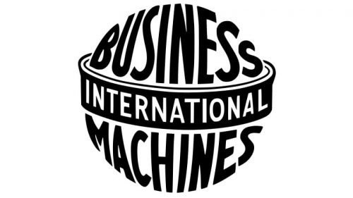 IBM Logo 1924