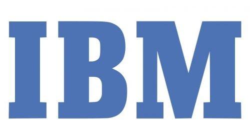 IBM Logo 1946