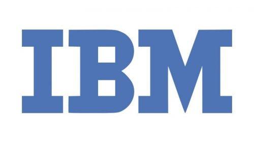 IBM Logo 1956