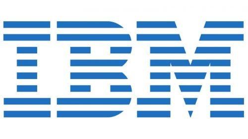 IBM Logo 1972