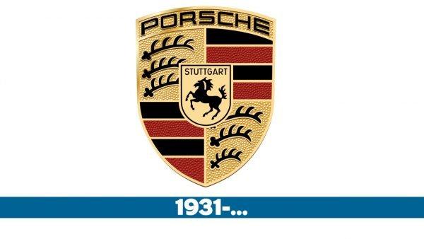 Logo Porsche historia