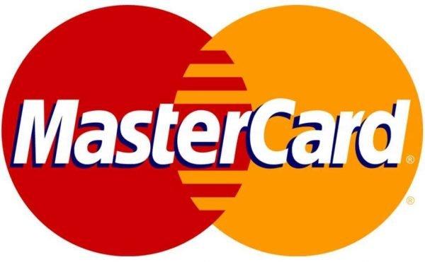 MasterCard Logo 1996