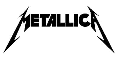 Metallica Logo 1983