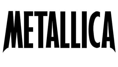 Metallica Logo 1996