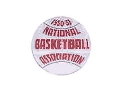 NBA Logo 1950
