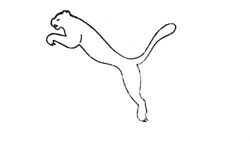 Puma Logo 1970