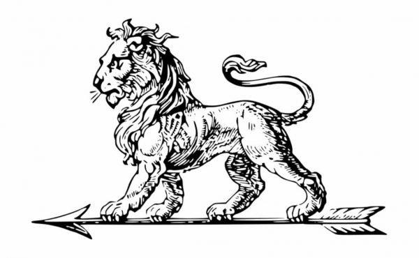 Peugeot Logo 1847