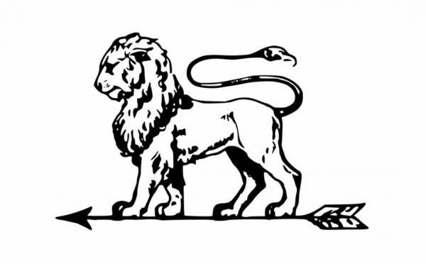 Peugeot Logo 1858