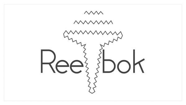 Reebok Logo 1958
