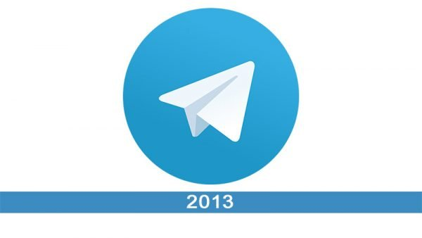 Telegram Logo historia