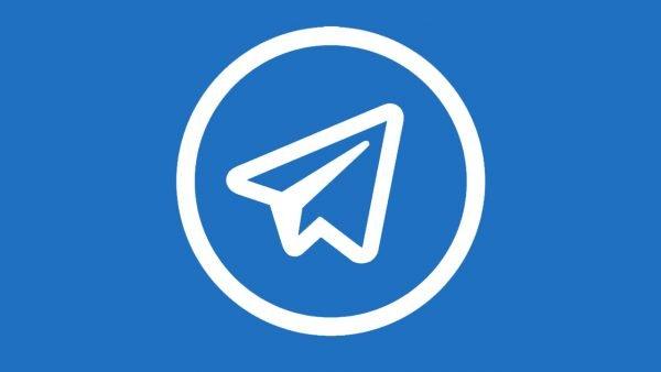 Telegram emblema