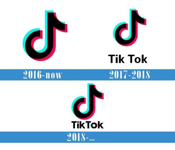 TikTok Logo historia