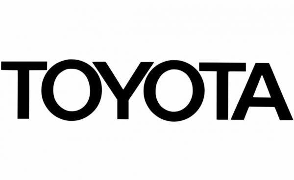 Toyota Logo 1969