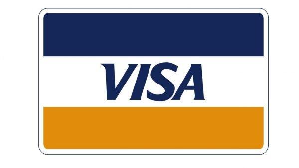 Visa Logo 1976