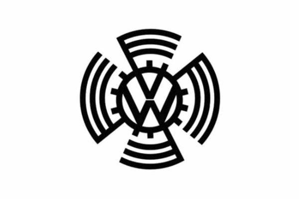 Volkswagen Logo 1937