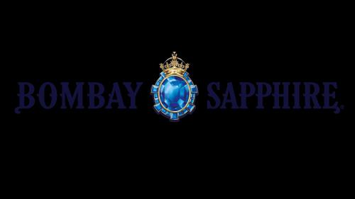 logo. Bombay Sapphire