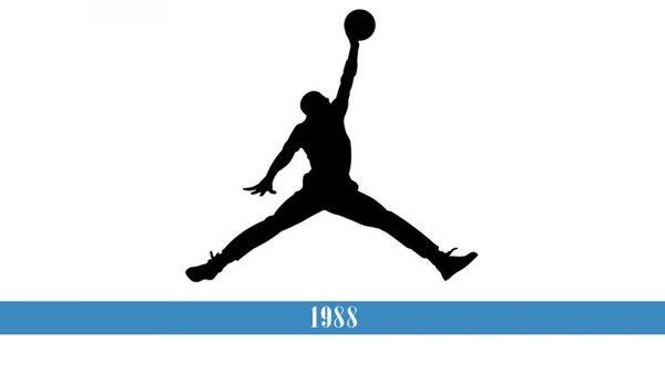 Air Jordan Logo historia