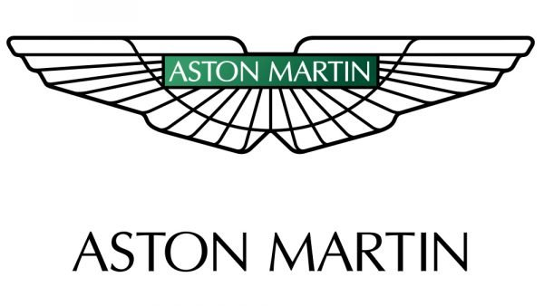 Aston Martin logo 1987