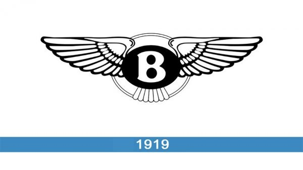 Bentley Logo historia