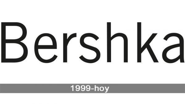 Bershka Logo historia