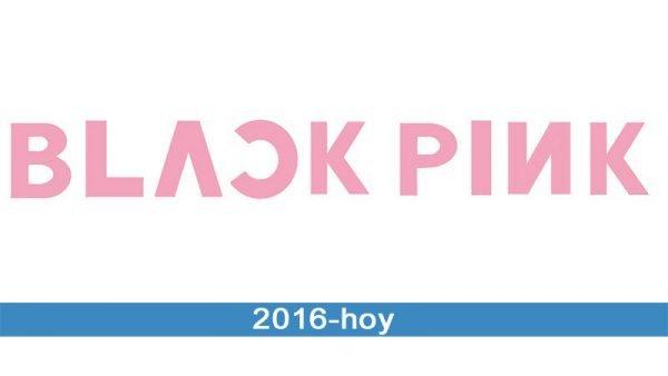 Blackpink Logo historia