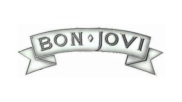 Bon Jovi logo 1988