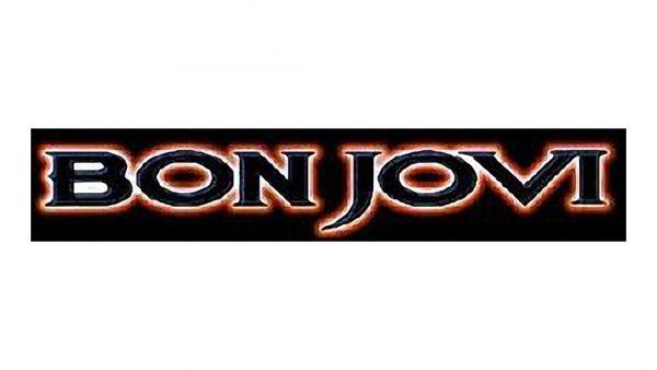 Bon Jovi logo 1992