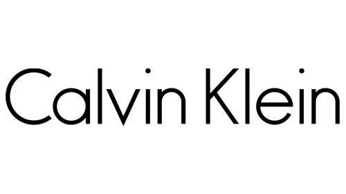 Calvin Klein Logo 1992